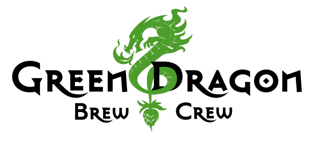 Green Dragon Brew Crew White Full