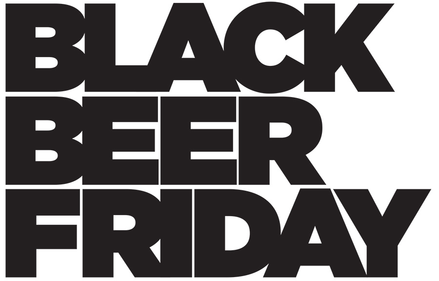 Black Beer Friday Logo web