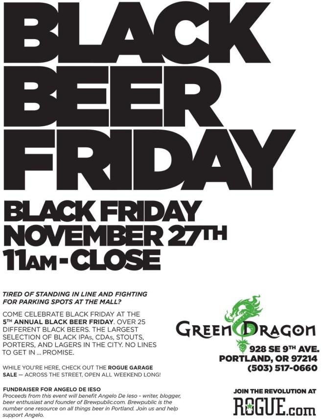 Black Beer Friday Poster web