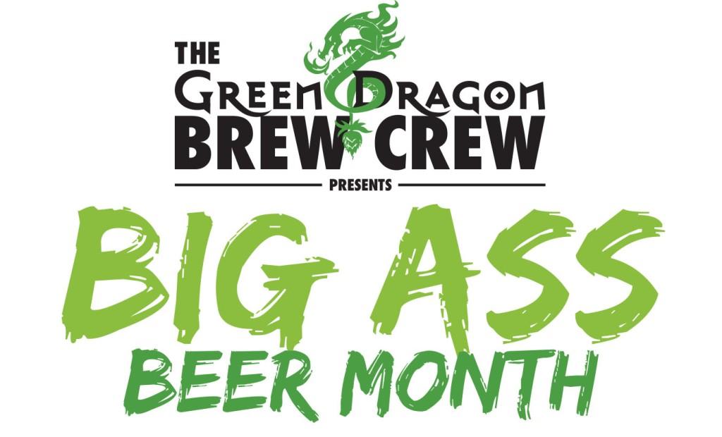 GDBC_Big Ass Beer Month_Poster